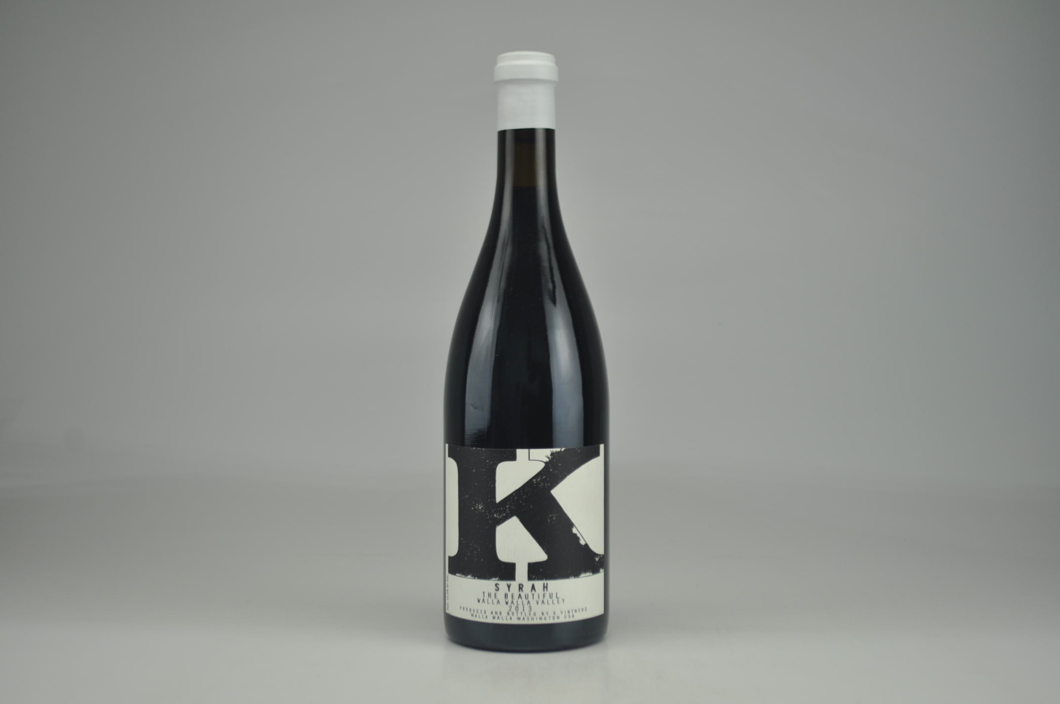 2013 K Vintners Syrah The Beautiful RP--95