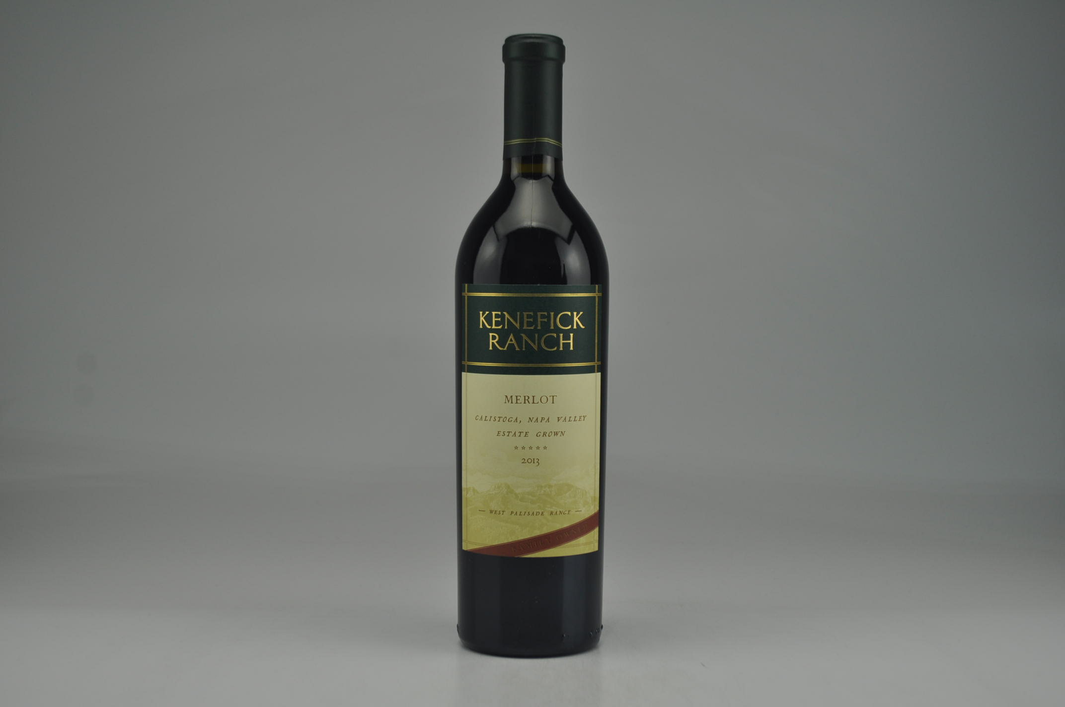 2013 Kenefick Ranch Merlot