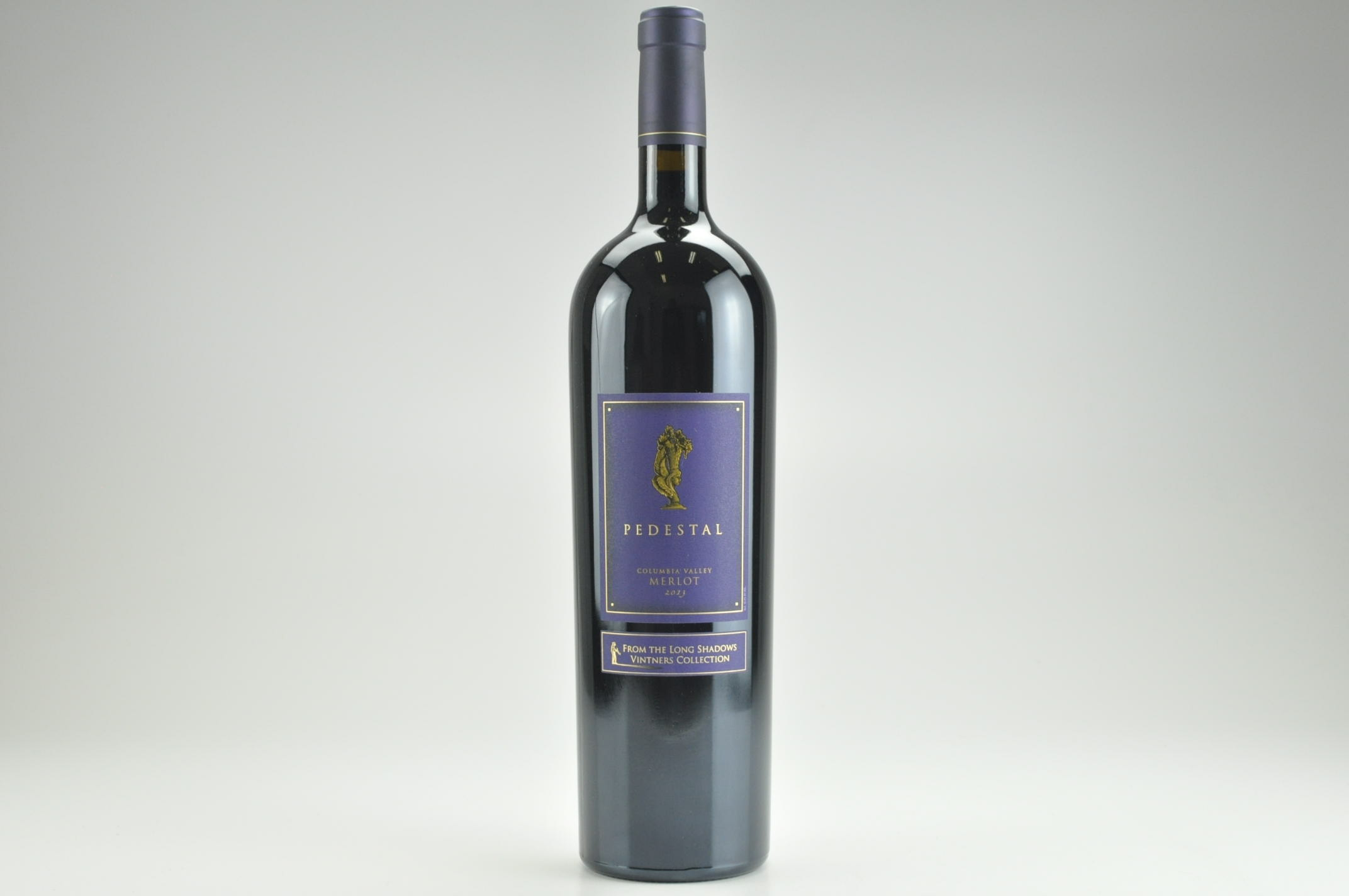 2013 Long Shadows Pedestal Merlot 1.5 L, Columbia Valley RP--94