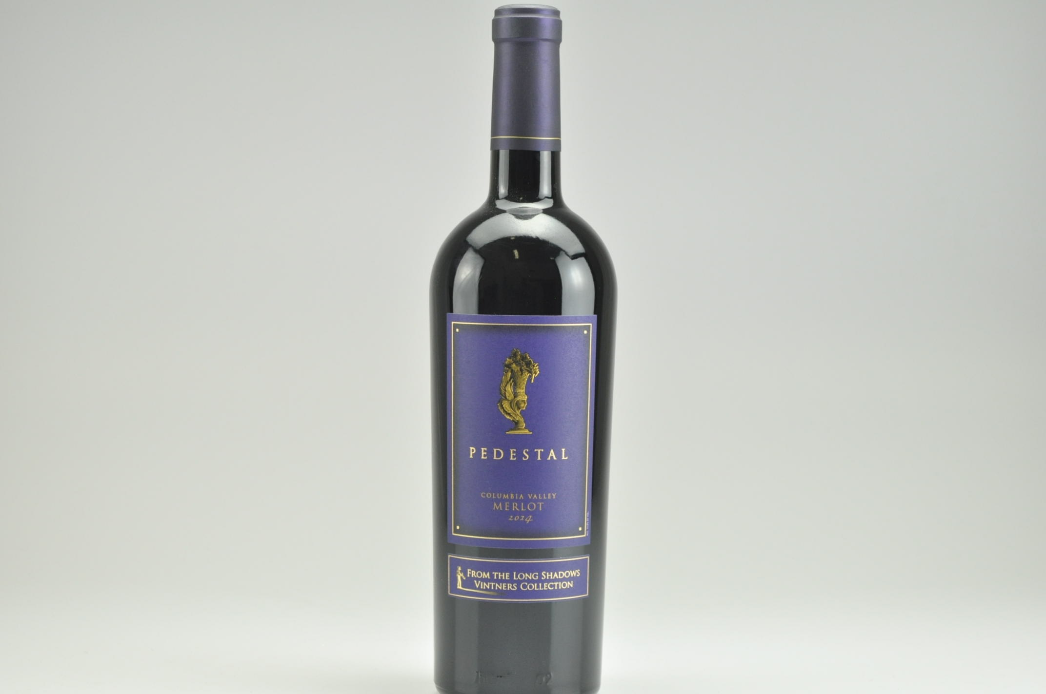 2014 Long Shadows Pedestal Merlot, Columbia Valley RP--95