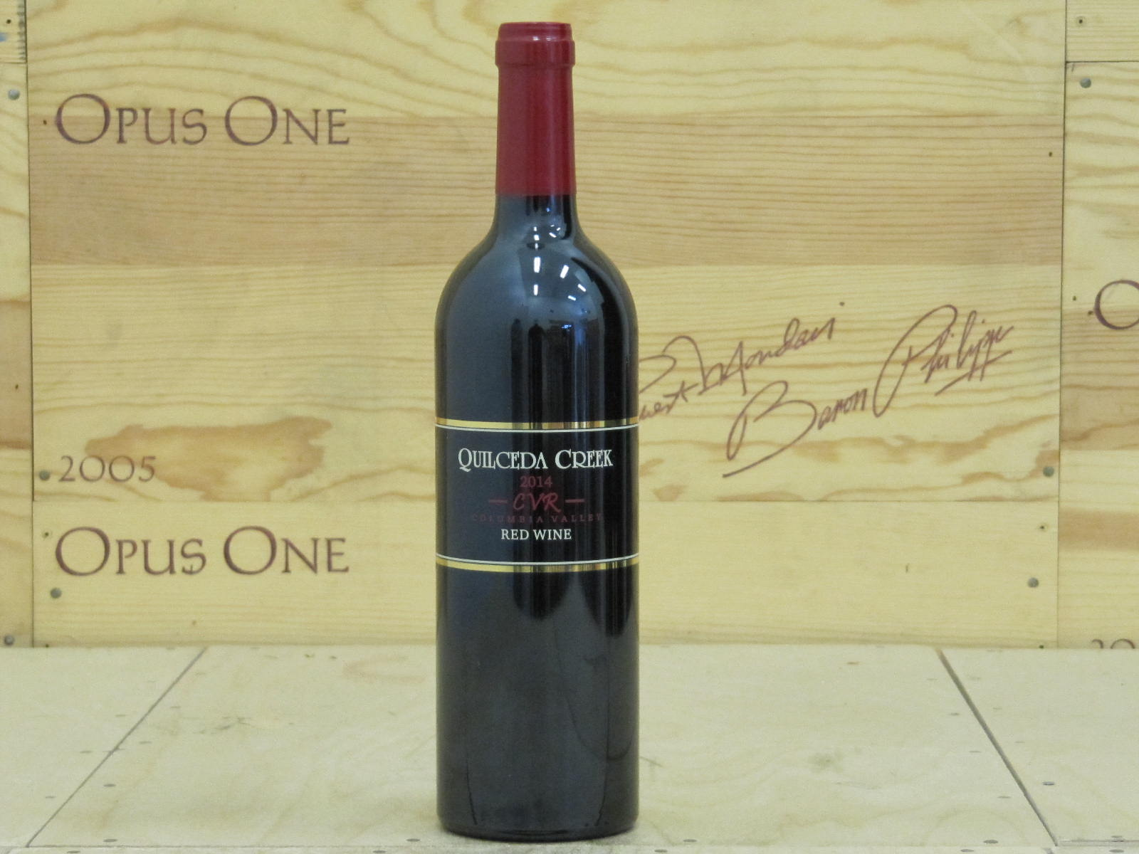 2014 Quilceda Creek Cvr Red Wine, Columbia Valley RP--94