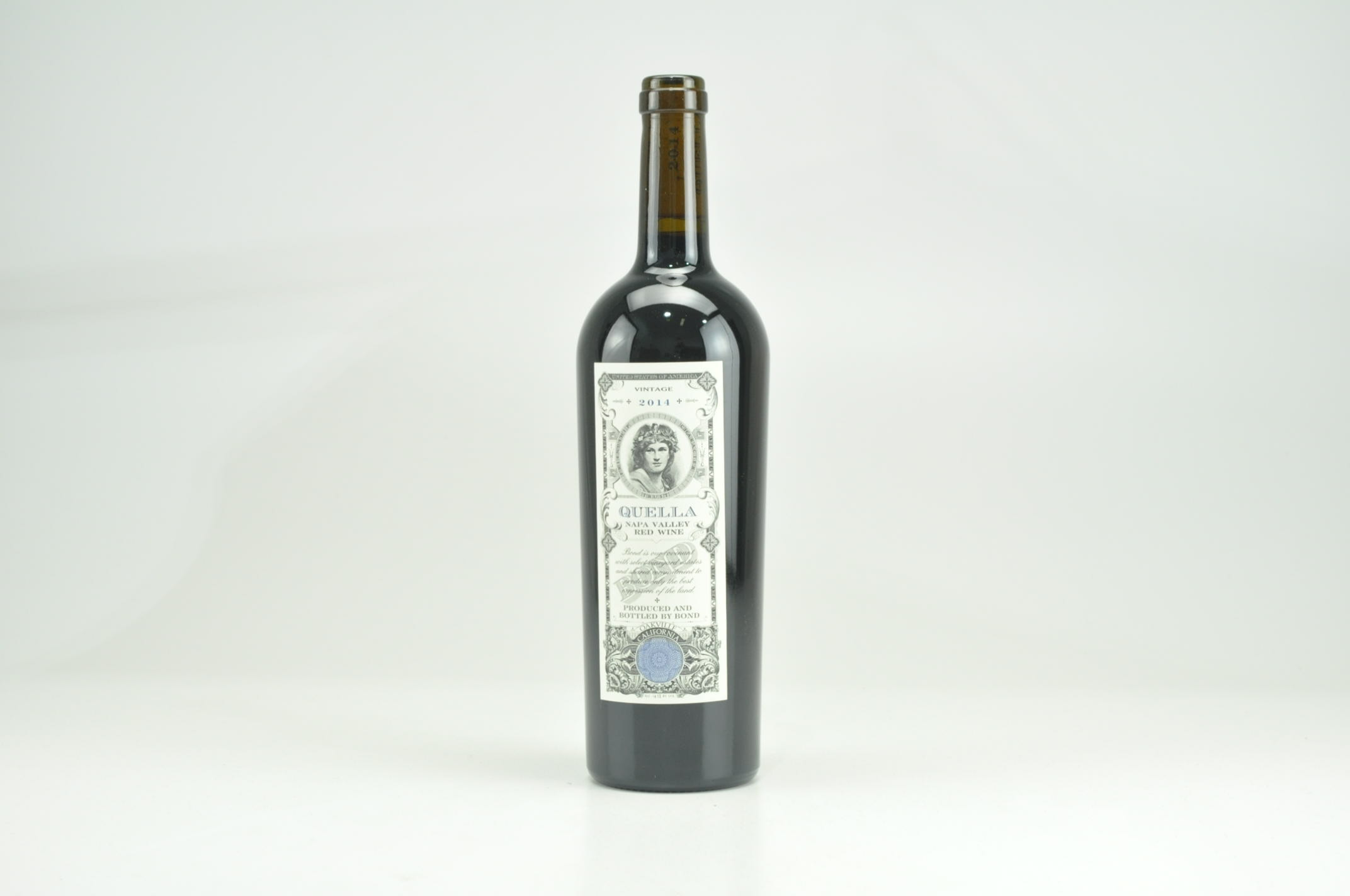 2014 Bond Quella Proprietary Red Wine RP--96