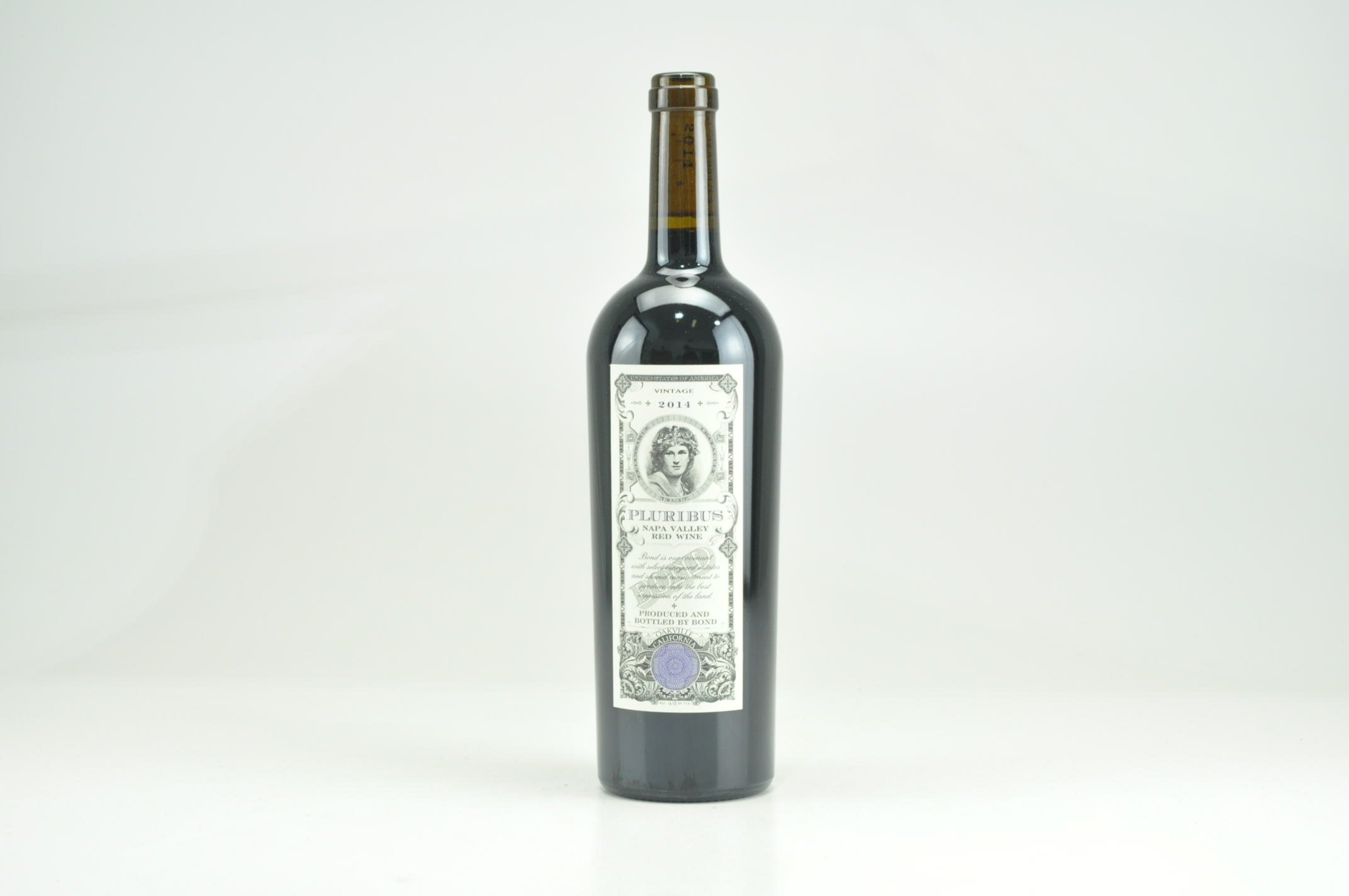 2014 Bond Pluribus Proprietary Red Wine RP--97