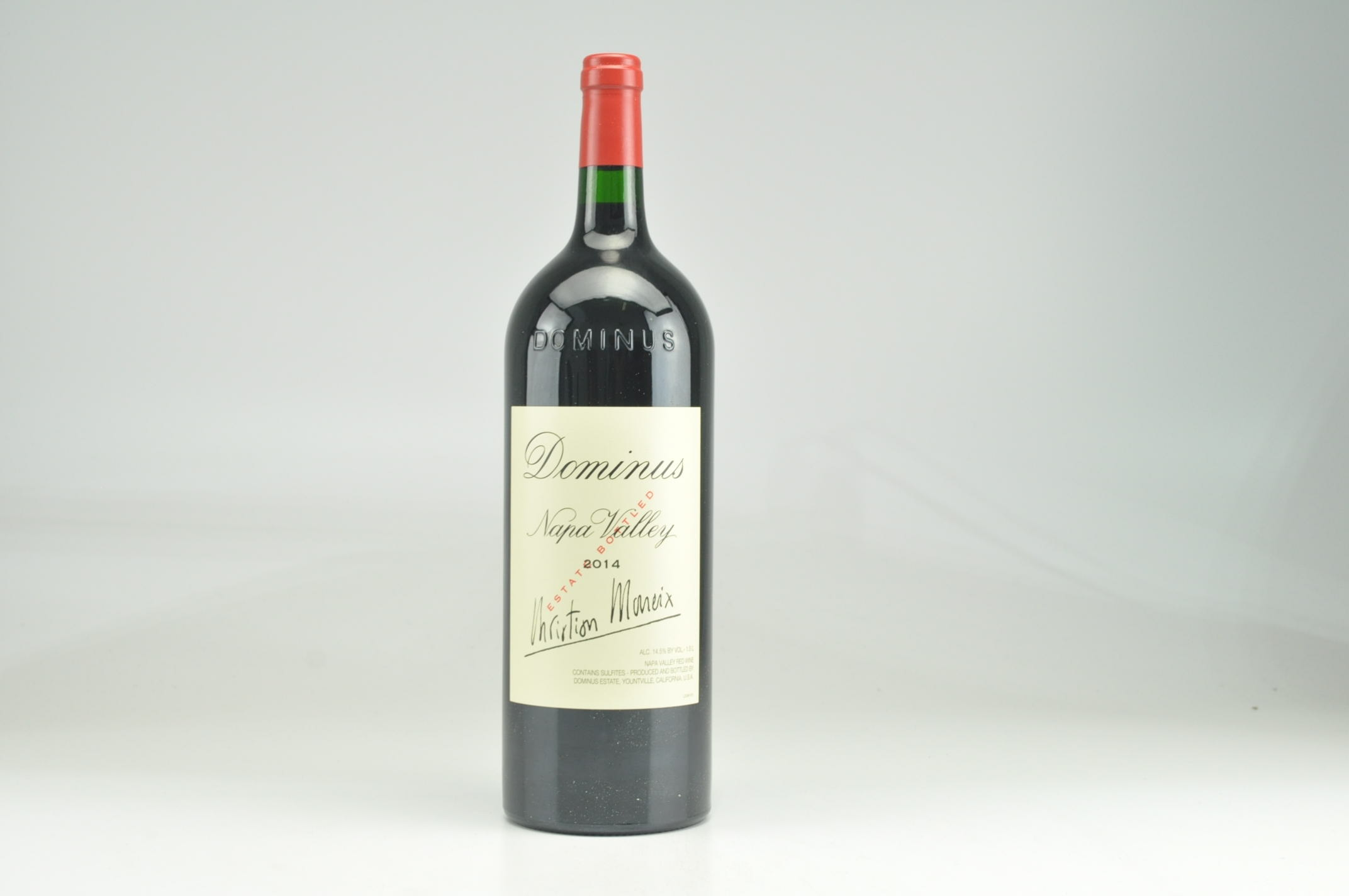 2014 Dominus Proprietary Red Wine 1.5 L RP--97 JS--98