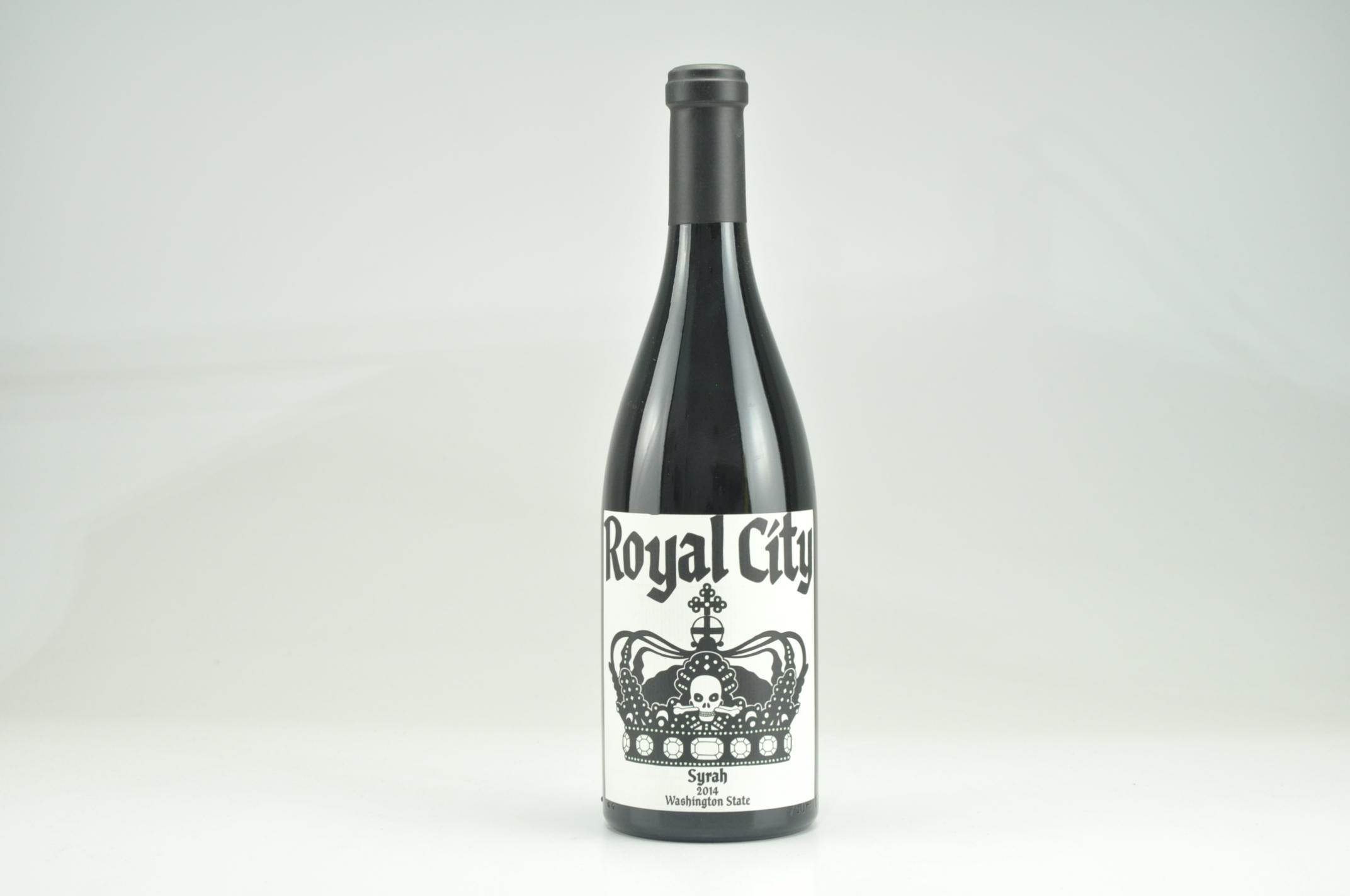 2013 K Vintners Royal City Syrah RP--98