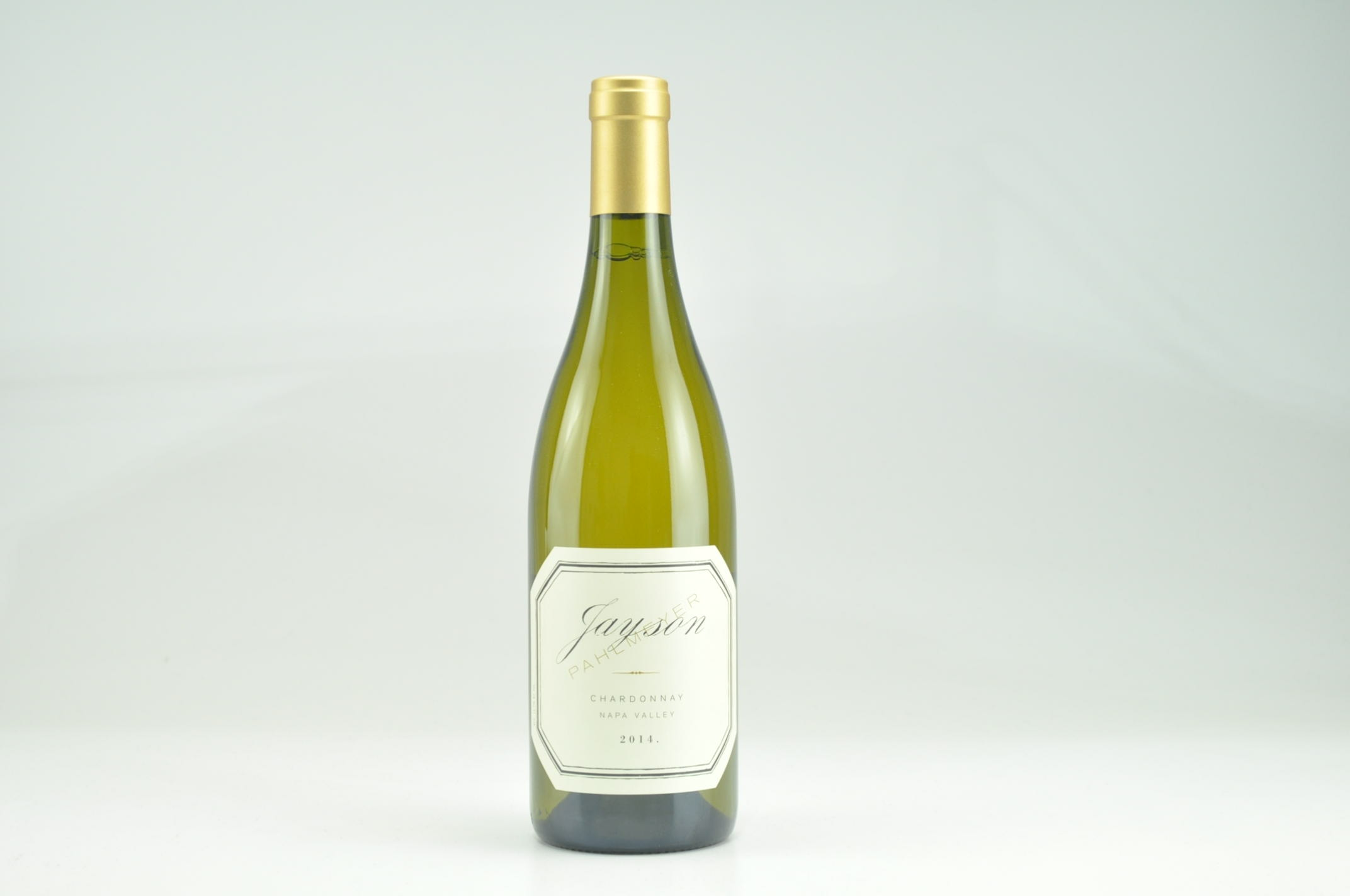2014 Pahlmeyer Jayson Chardonnay, North Coast WS--90