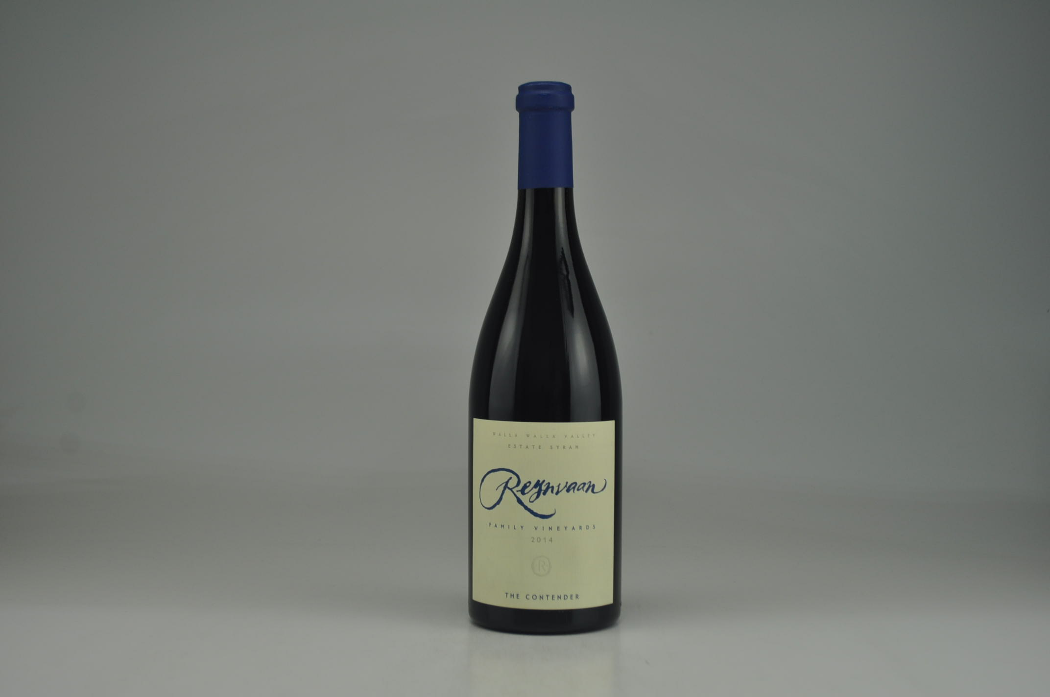 2014 Reynvaan Vineyards 'The Contender' Syrah RP--94