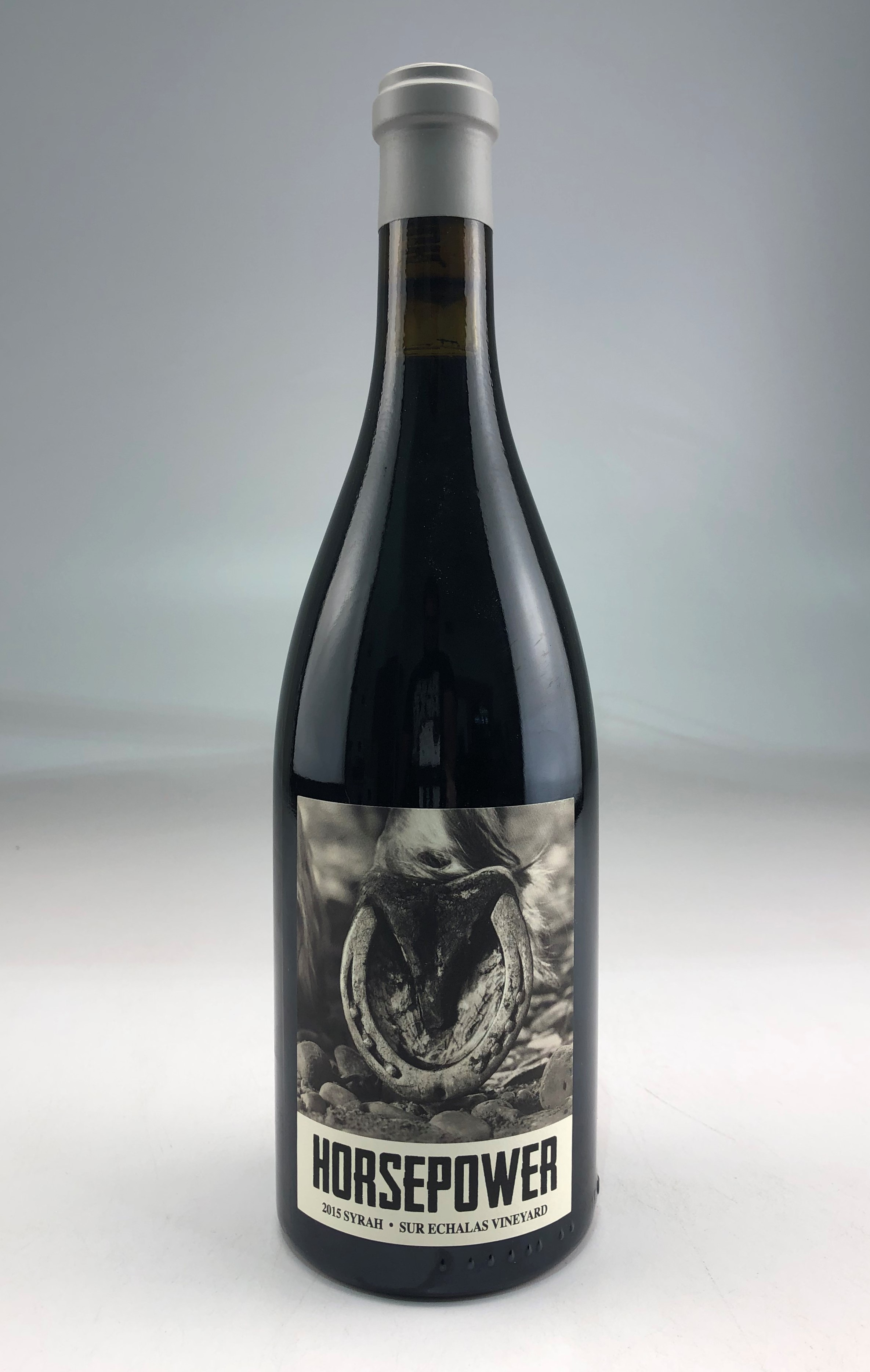 2015 Horsepower Syrah Sur Echalas Vineyard, Walla Walla Valley RP--98