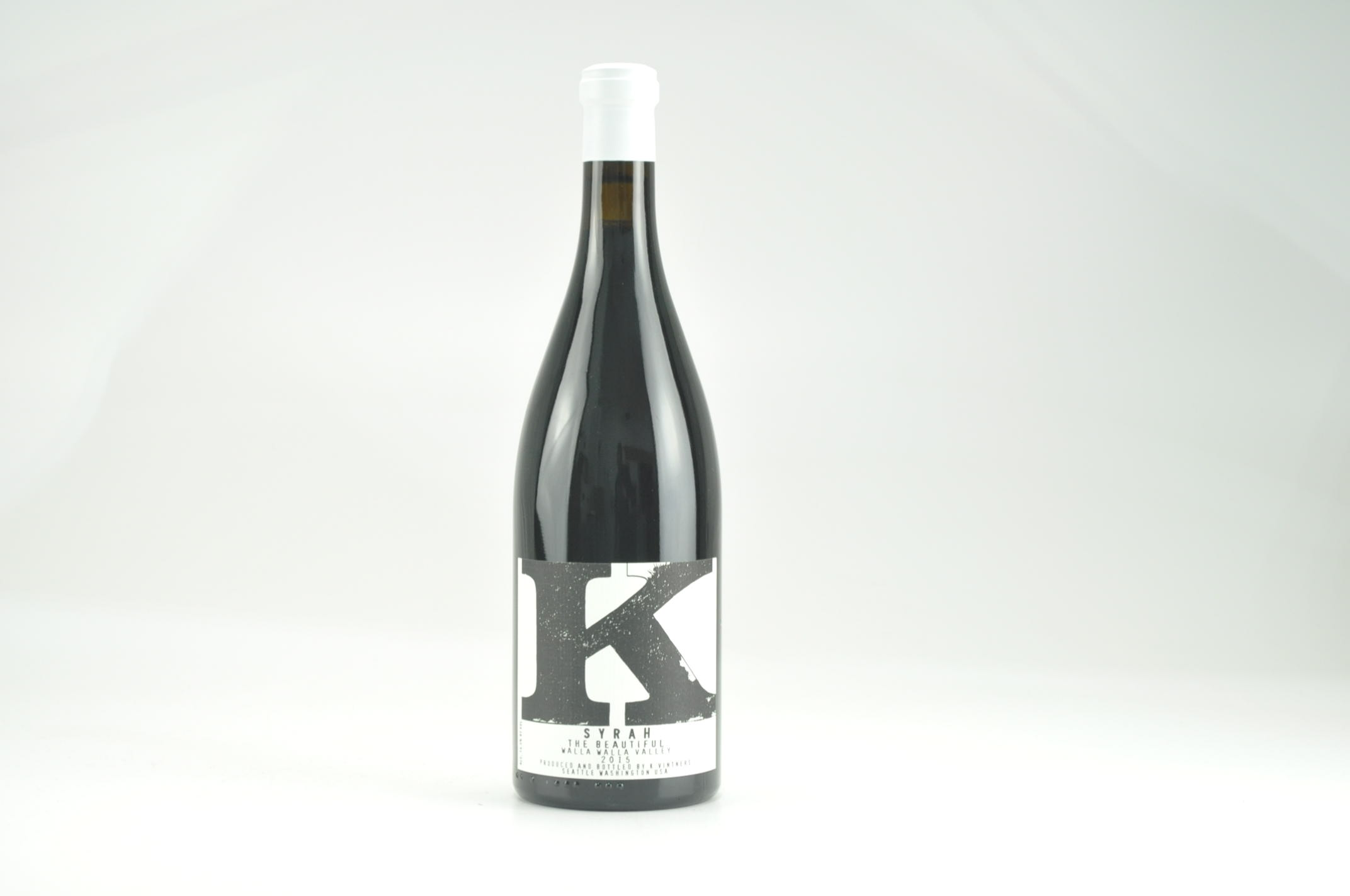 2015 K Vintners Syrah The Beautiful RP--98