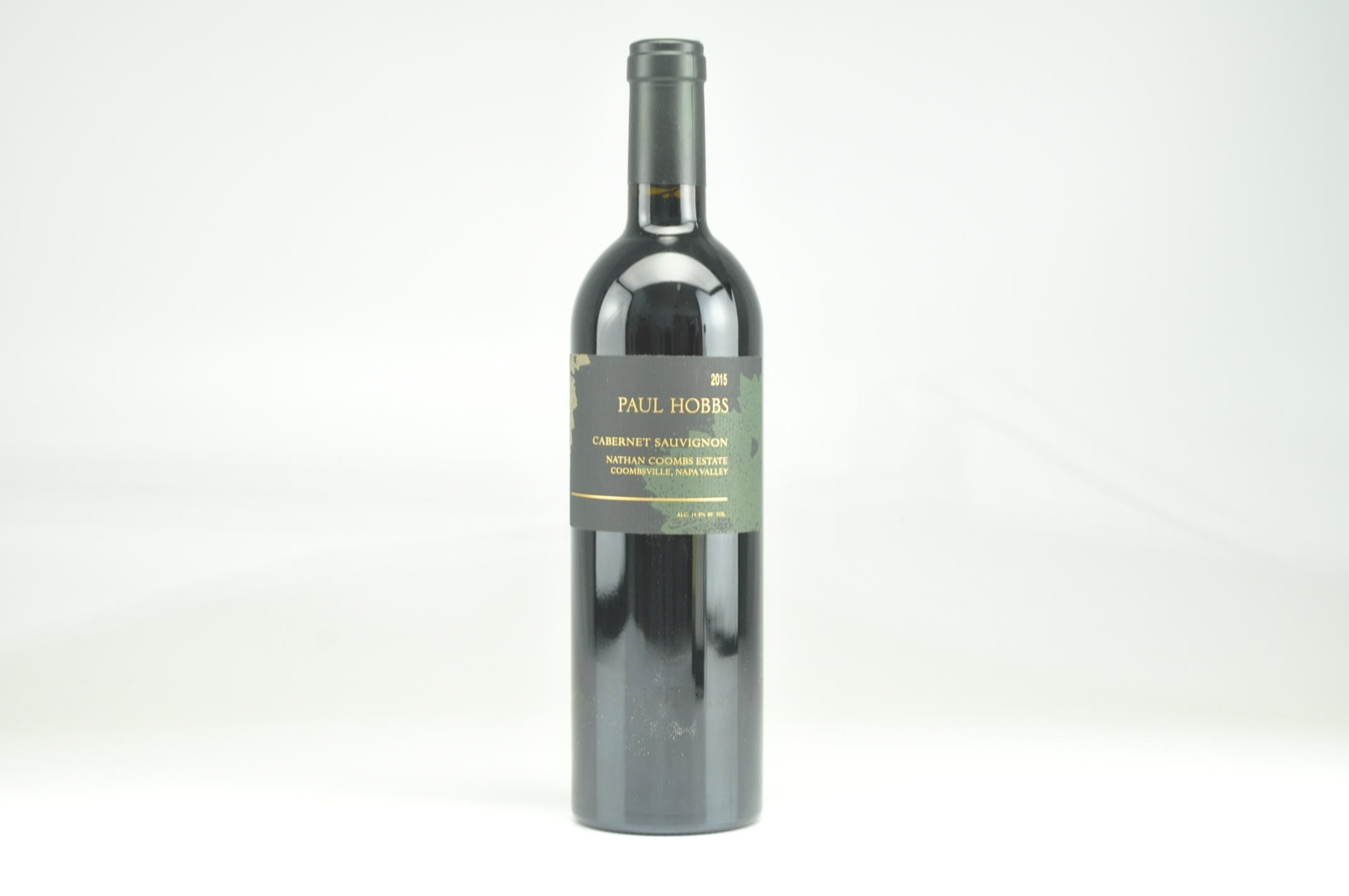 2015 Paul Hobbs Nathan Coombs Estate Cabernet Sauvignon, Coombsville RP--96 JS--97