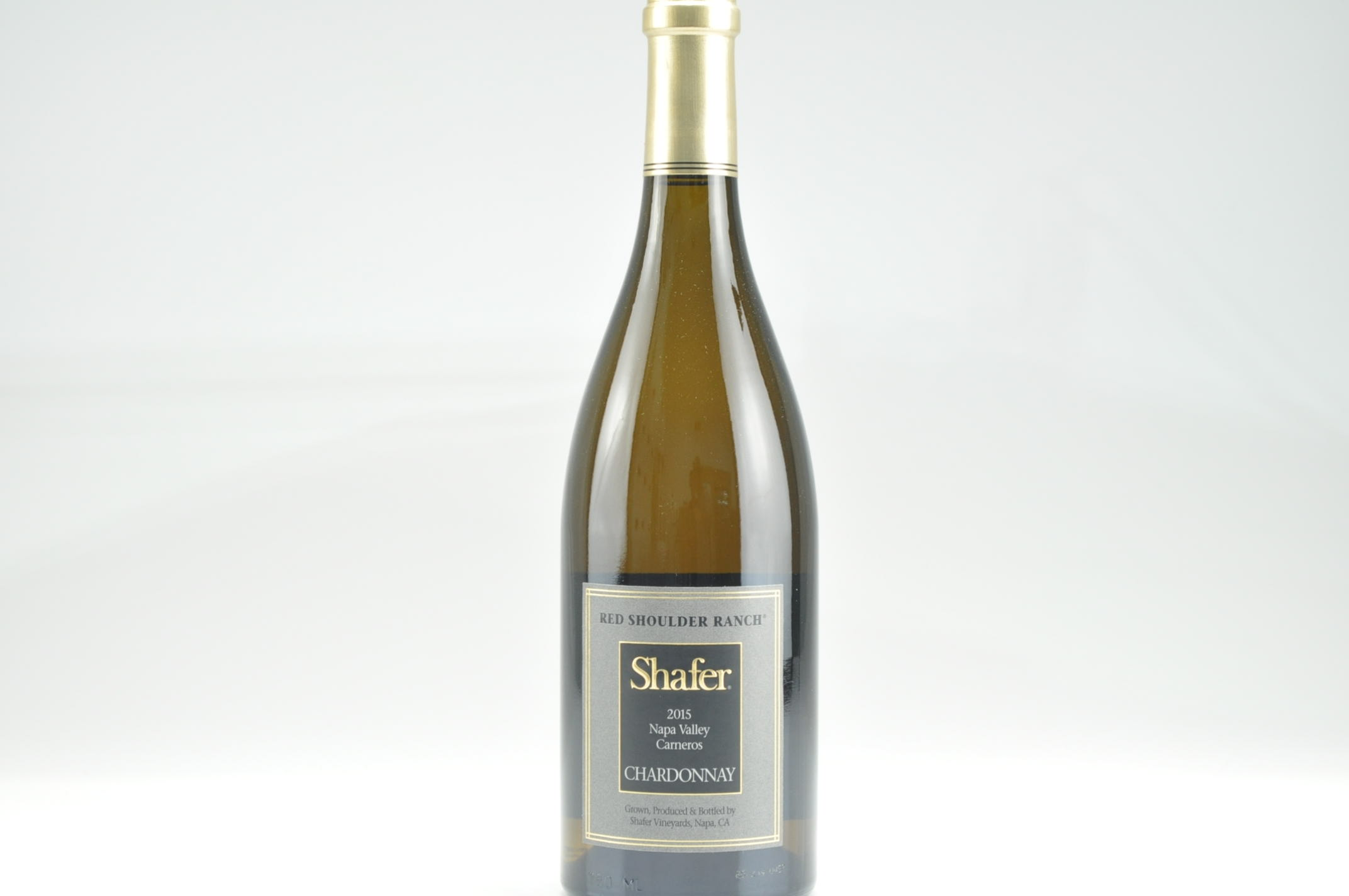 2015 Shafer Red Shoulder Ranch Chardonnay, Carneros WS--93