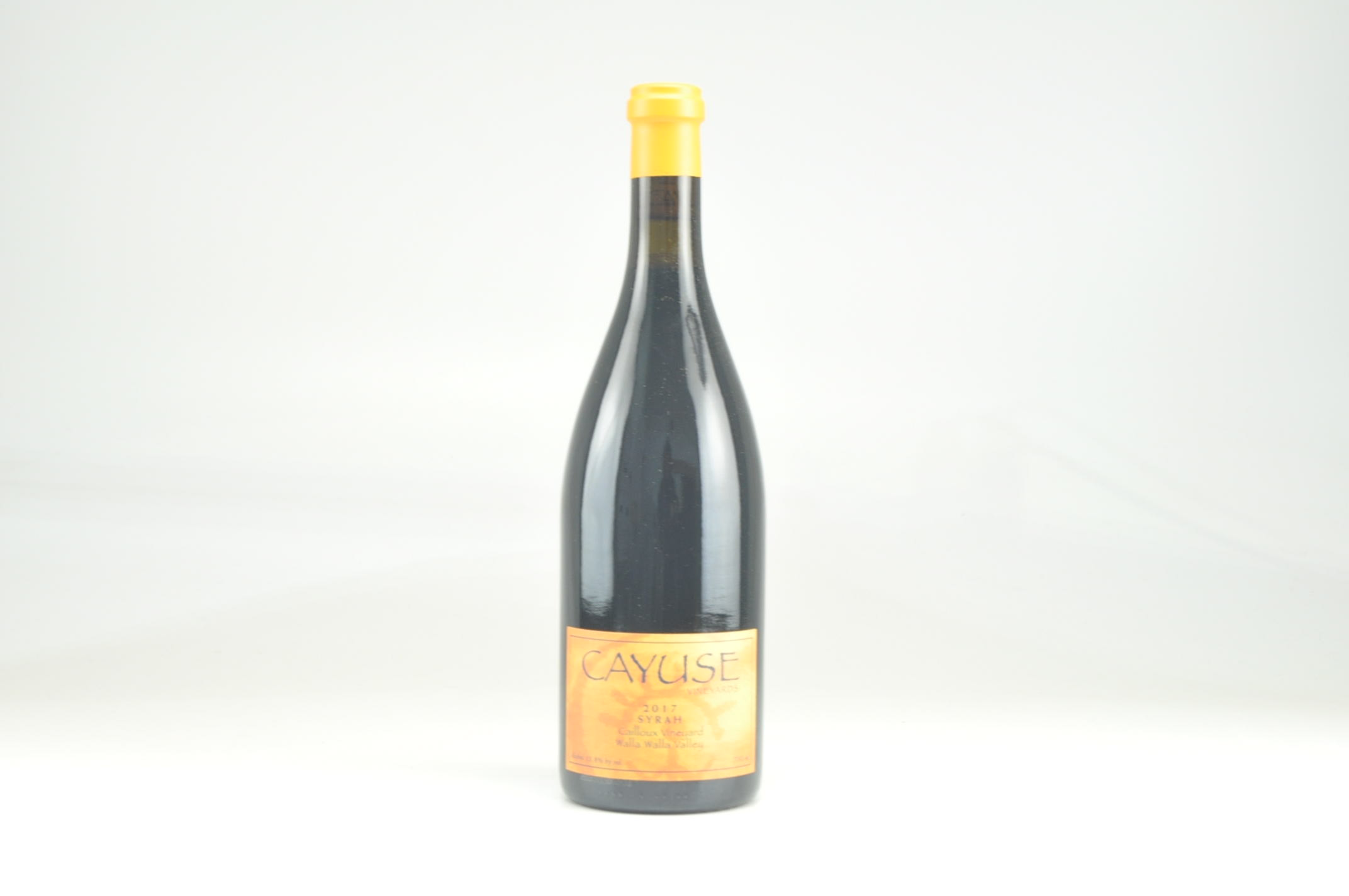 2013 Cayuse Syrah Cailloux Vineyard, Walla Walla Valley RP--94