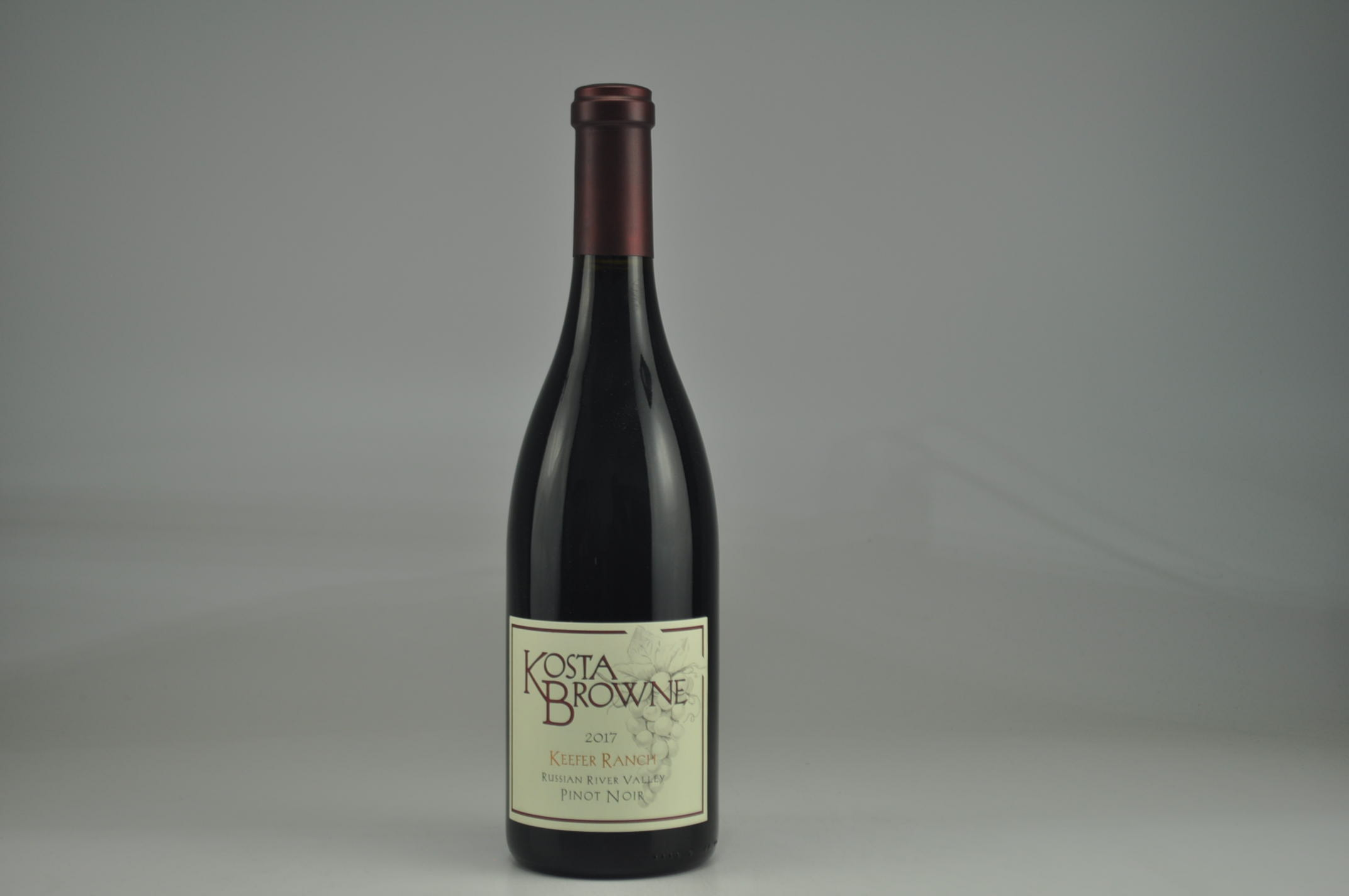 2017 Kosta Browne Pinot Noir Keefer Ranch RP--93