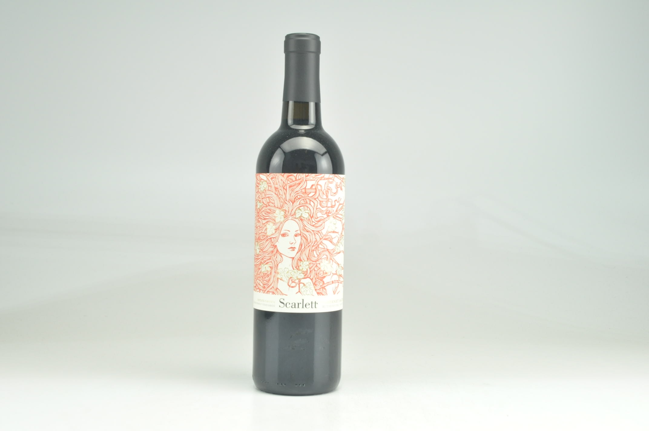 2017 Scarlett Wines Cabernet Sauvignon, Rutherford