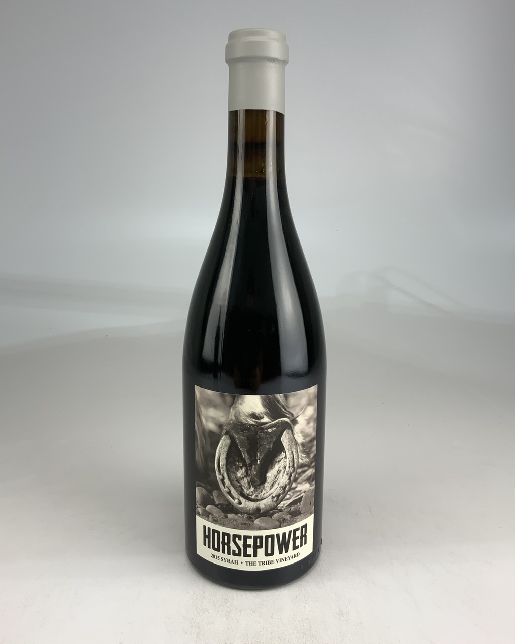 2015 Horsepower The Tribe Vineyard Syrah, Walla Walla Valley RP--98