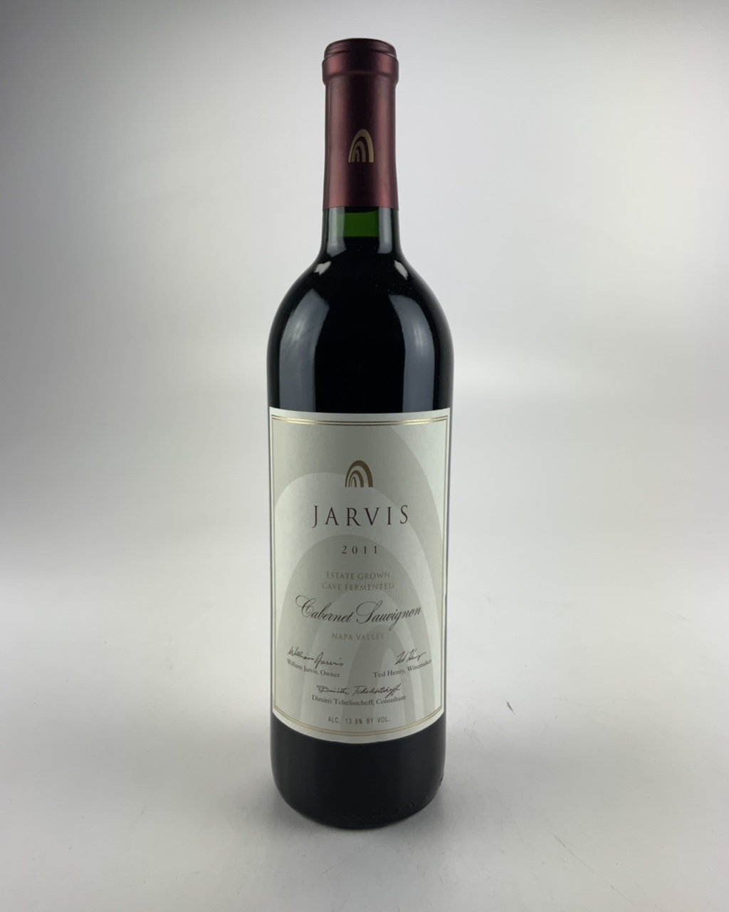 2011 Jarvis Cabernet Sauvignon Napa Valley WE--94