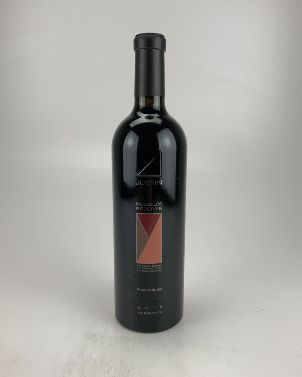2013 Justin Vineyards & Winery Isosceles Reserve WE--93