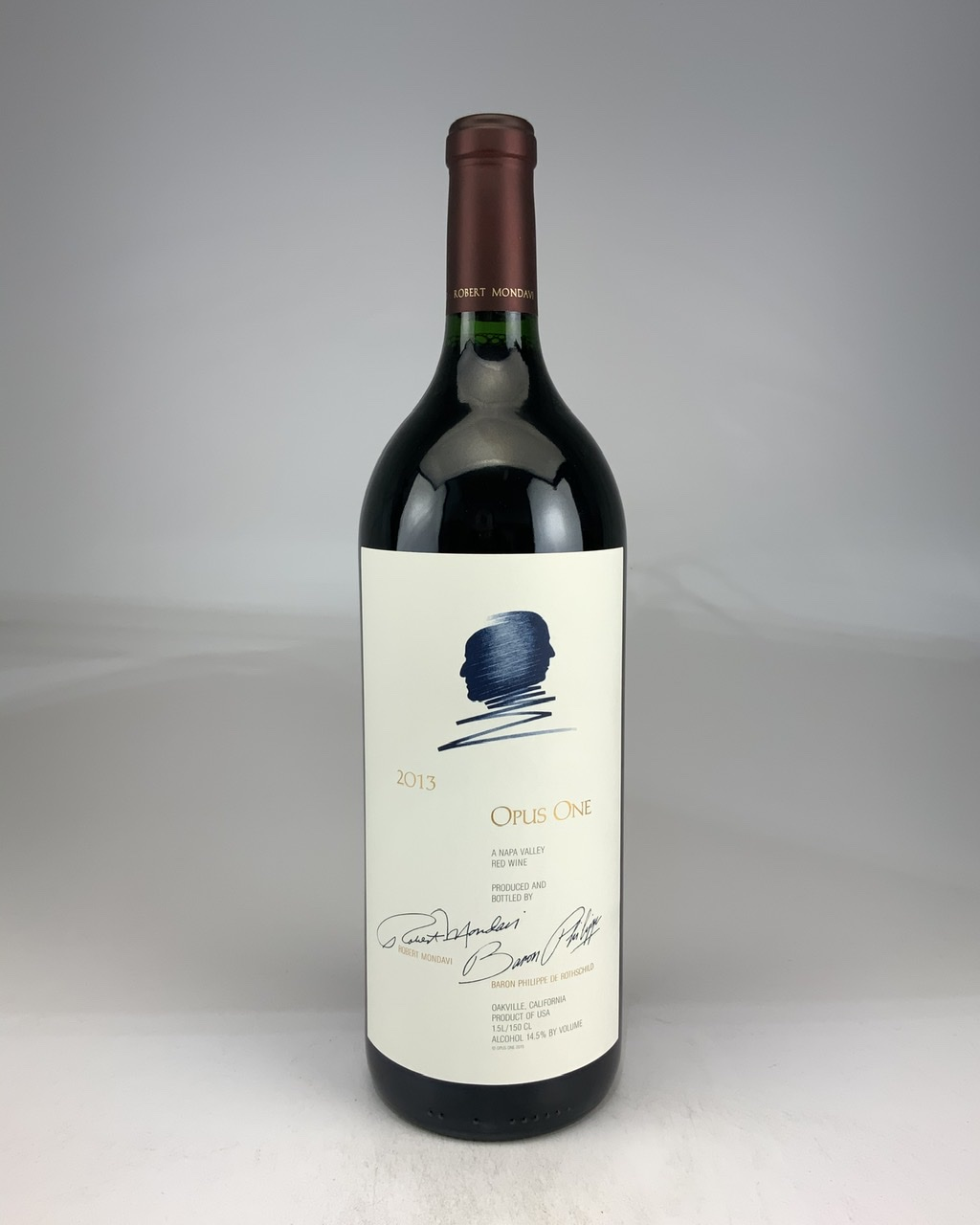 2013 Opus One, Napa Valley 1.5 L RP--97
