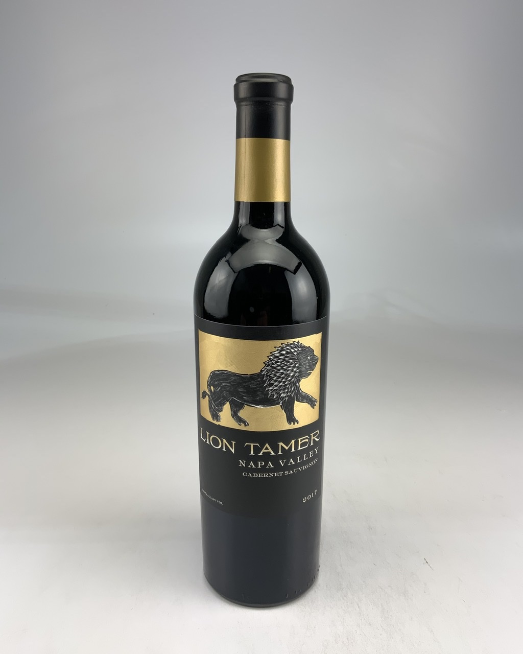 2017 The Hess Collection Lion Tamer Cabernet Sauvignon, Napa Valley RP--91