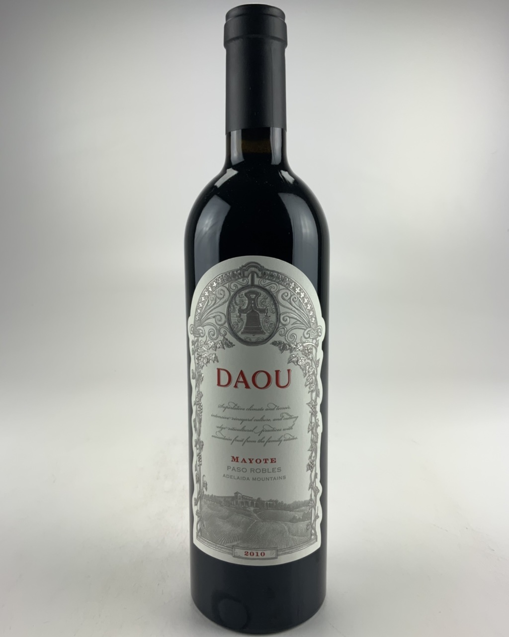 2010 Daou Mayote Red Wine RP--94 AG--93