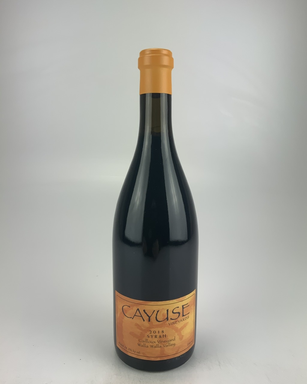 2018 Cayuse Syrah Cailloux Vineyard, Walla Walla Valley