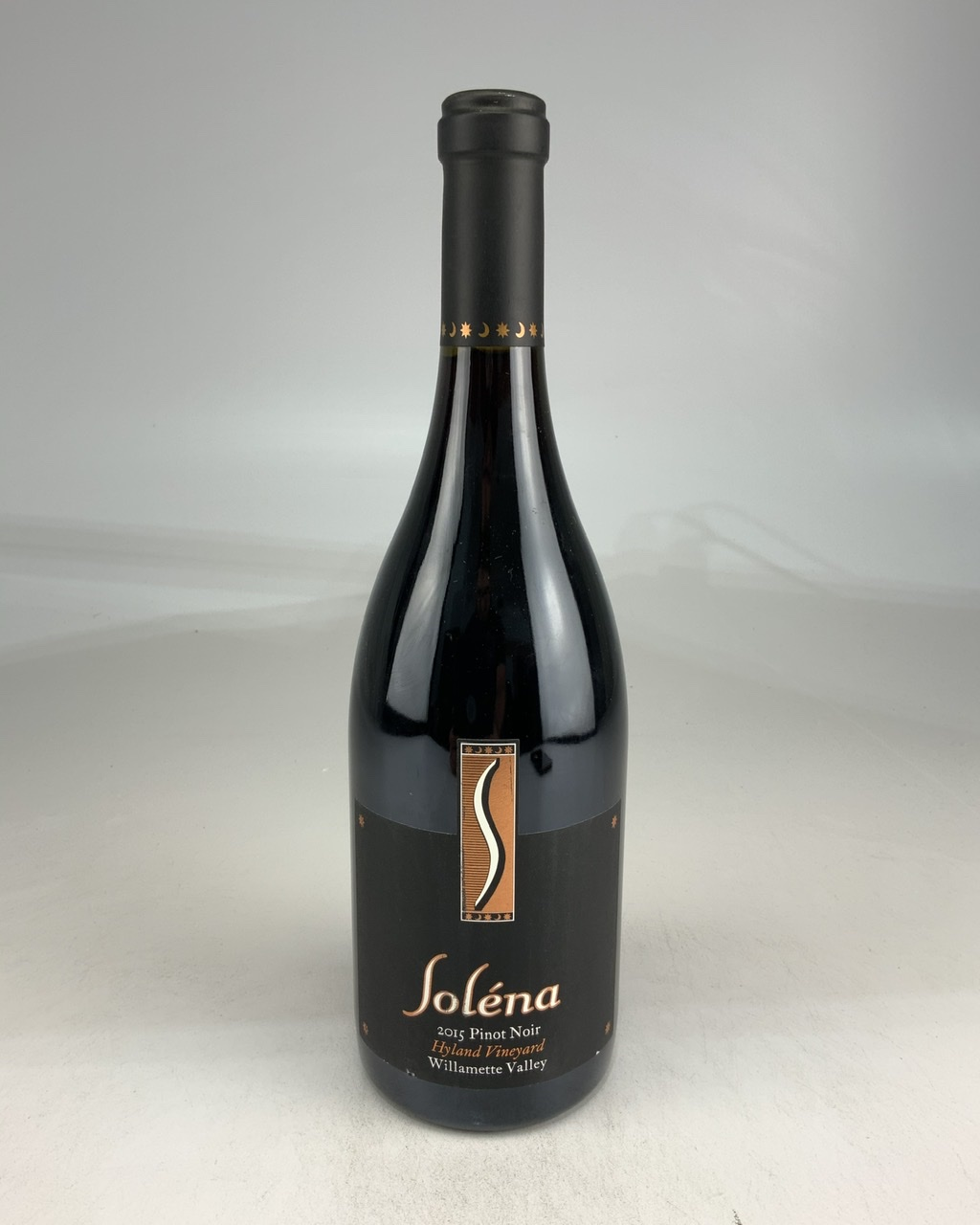 2015 Solena Estate Hyland Vineyard Pinot Noir WS--93