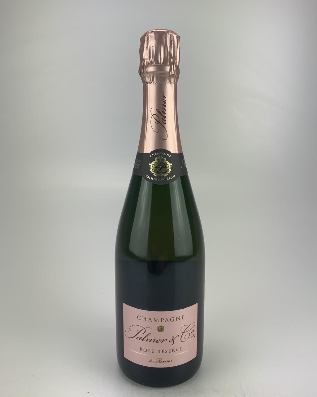 0000 Palmer and Co Rose Reserve Brut Champagne RP--88 WS--89