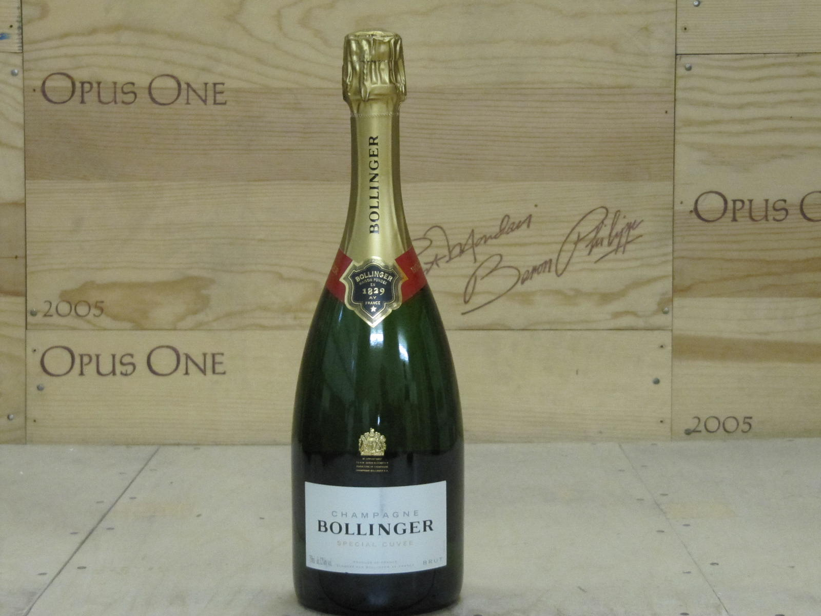 0000 Bollinger Special Cuvee Brut, Champagne