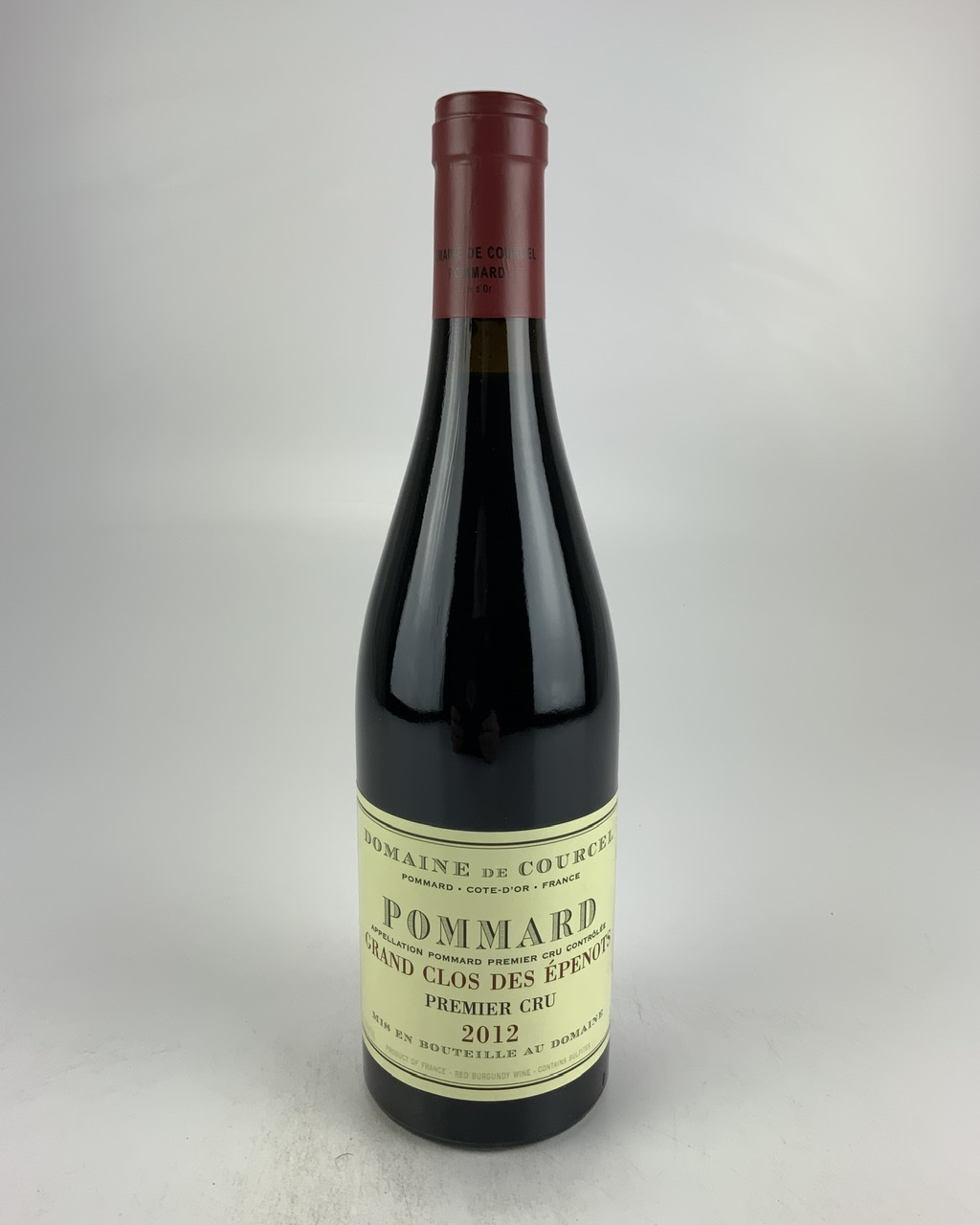 2012 Courcel Grand Clos des Epenots, Pommard AG--93