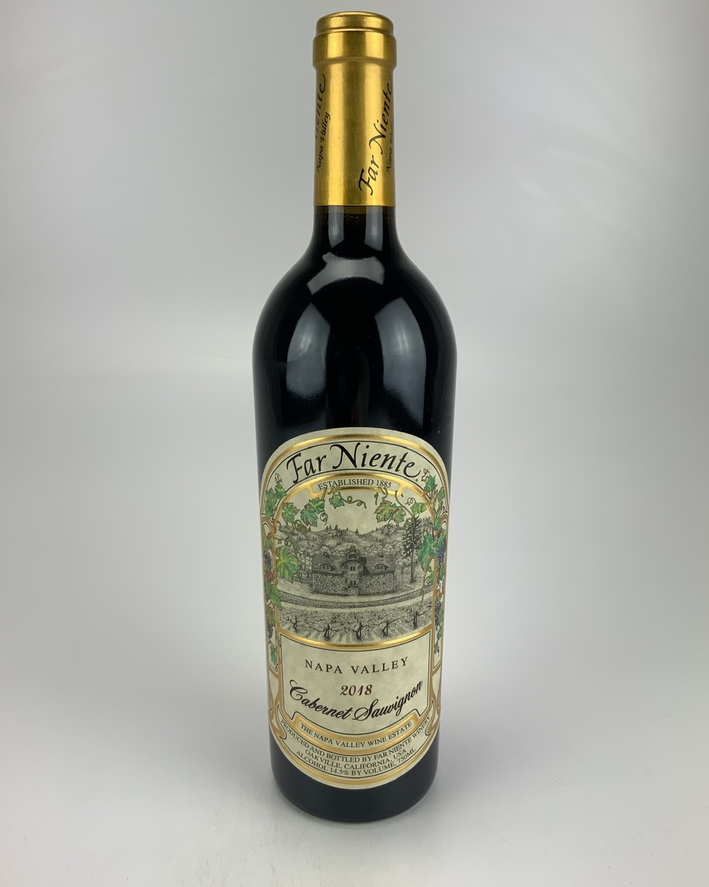 2018 Far Niente Cabernet Sauvignon Napa Valley