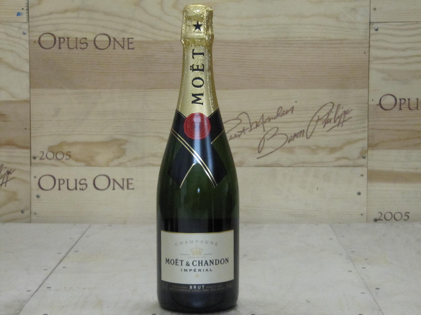 0000 Moet Chandon Imperial, Champagne