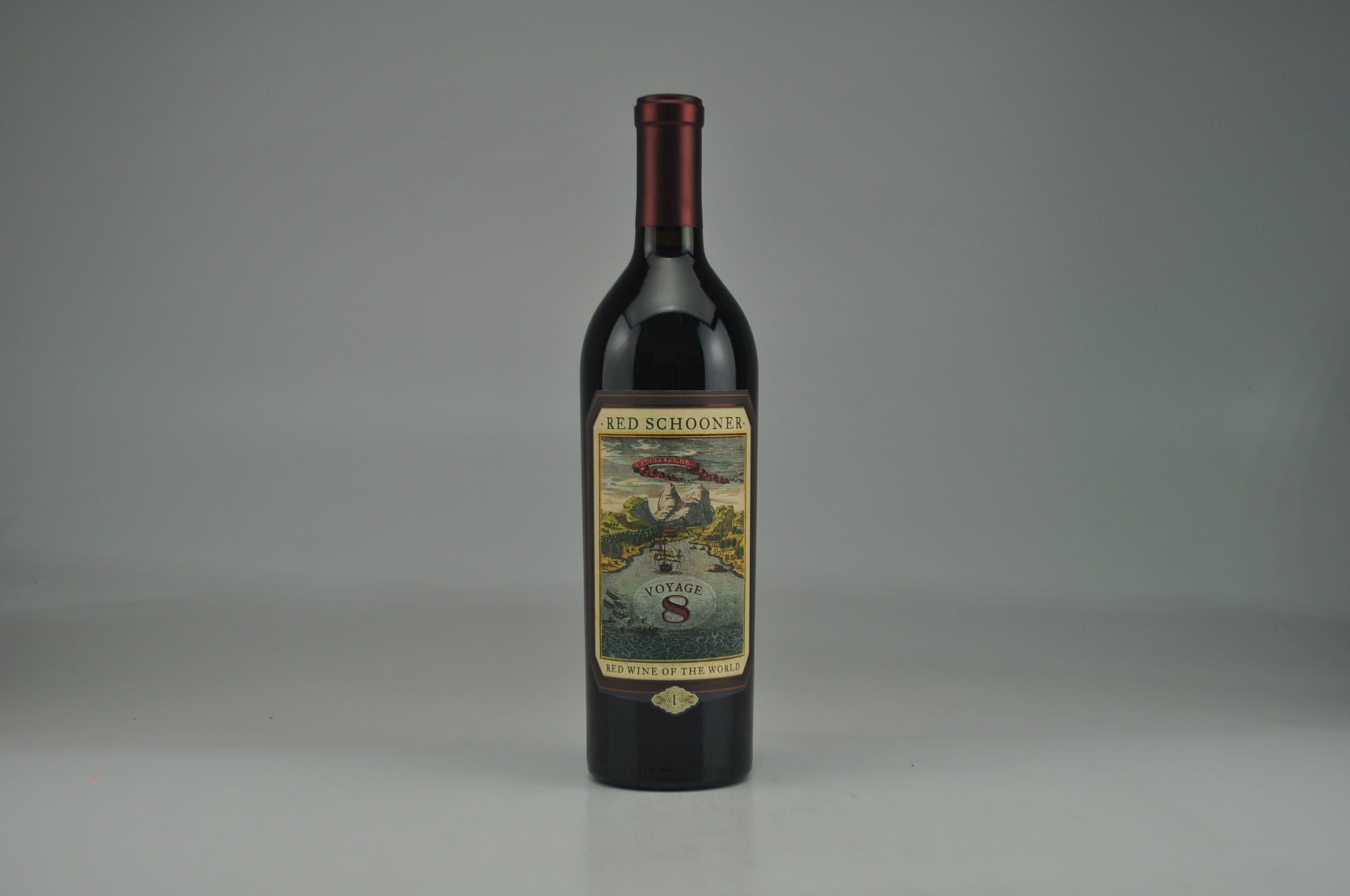 0000 Wagner Family Proprietary Red Red Schooner Voyage 8